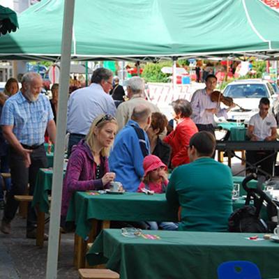 Weltladen Weiz Straßenfest // 10. Mai 2014