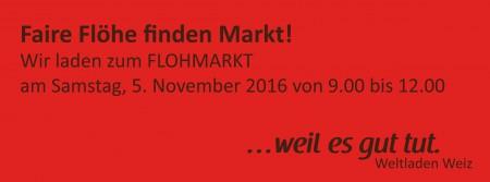 Flöhe finden Markt!