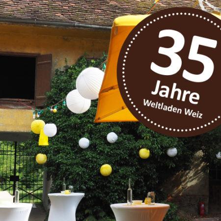 35 Jahre Weltladen Weiz