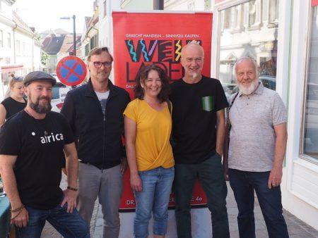 Weltladen Tag 2018 Scharfes & FAIRes
