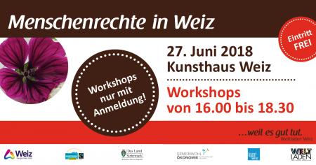 Menschenrechte Vorträge Workshops