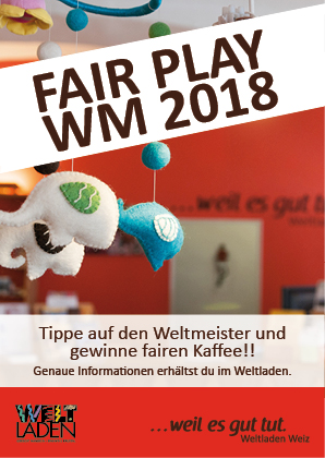 Fair Play – WM 2018