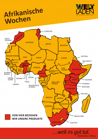 Afrikanische Wochen