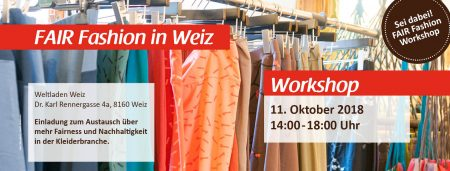 FAIR Fashion – Workshop