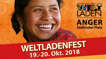 Weltladenfest in ANGER