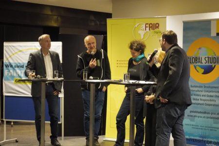 Fairtrade-Gemeindetagung